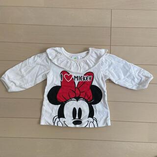 Disney - ミニー トップス70