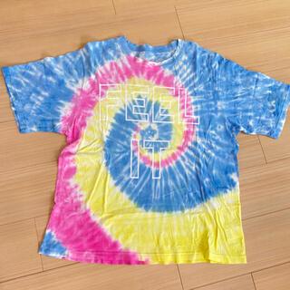ローズバッド(ROSE BUD)の絞り染めTシャツ(Tシャツ(半袖/袖なし))