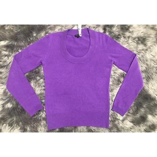 セオリー(theory)のtheory セオリー カシミヤ100%プルオーバー  ニット 長袖セーター(ニット/セーター)