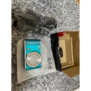 CASIO - casio zr1800 ライトグリーン 自撮りカメラ デジカメ