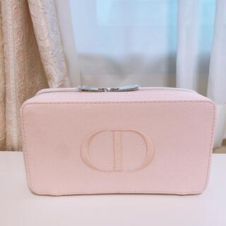クリスチャンディオール(Christian Dior)のDiorピンク大きめアクセサリーケース(ポーチ)