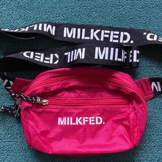 ミルクフェド(MILKFED.)のミルクフェド ウエストポーチ (ボディバッグ/ウエストポーチ)