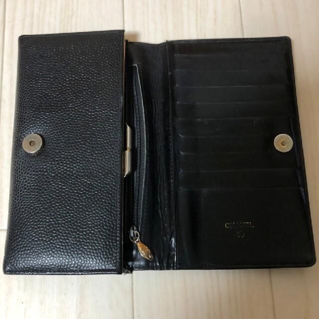 CHANEL(シャネル)の完全最終価格❤️CHANEL❤️ノベルティー折り財布❤️ レディースのファッション小物(財布)の商品写真