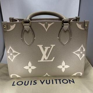 LOUIS VUITTON - Louis Vuitton(ルイヴィトン)  オンザゴー PM