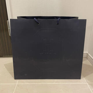 HARRY WINSTON - ハリーウィンストン ショッパー ショップ袋 ショップバッグ 時計 大サイズ