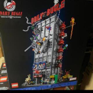 Lego - レゴ (LEGO) スーパー・ヒーローズ デイリー・ビューグル 76178 レゴ