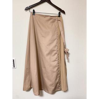 ティティベイト(titivate)の新品❤️titivate 配色プリーツスカート(ロングスカート)