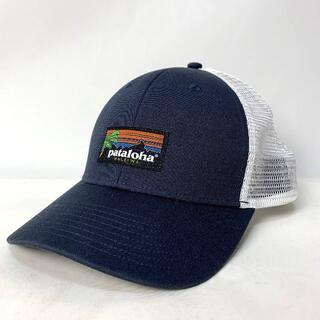 パタゴニア(patagonia)の38027FA17 パタゴニア パタロハ ハレイワ メッシュキャップ 帽子(キャップ)