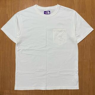 ナナミカ(nanamica)のnanamica the north face ナナミカ Tシャツ(Tシャツ/カットソー(半袖/袖なし))