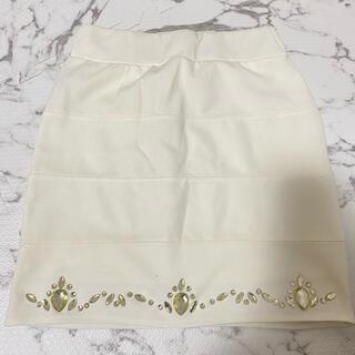 ダチュラ(DaTuRa)のダチュラ ギャル ビジュータイトスカート(ミニスカート)
