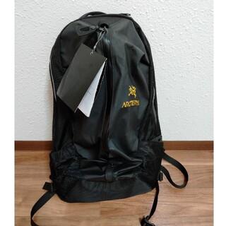 ARC'TERYX - 新品未使用 アークテリクス アロー22 ブラック