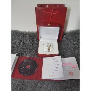 Cartier - カルティエ バロンブルー コンビ ダイヤ 33mm クオーツ