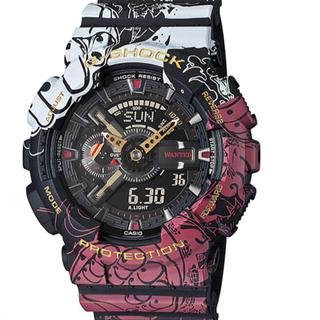 ジーショック(G-SHOCK)のG-SHOCK ONE PIECE コラボレーションモデル (腕時計(デジタル))