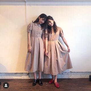 ロキエ(Lochie)のTrois Sanglier vintage dress(ロングワンピース/マキシワンピース)