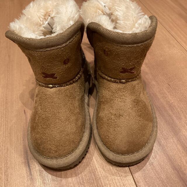 しまむら(シマムラ)のミッフィー  ブーツ キッズ/ベビー/マタニティのベビー靴/シューズ(~14cm)(ブーツ)の商品写真