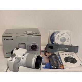 Canon - 【希少】Canon EOS KISS X7 WHITE
