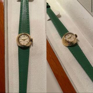 ロレックス(ROLEX)のロレックス ROLEX カメレオン アンティーク 純正尾錠 イエローゴールド(腕時計)
