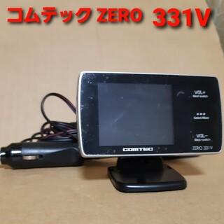 コムテック レーダー探知機 ZERO331V(レーダー探知機)