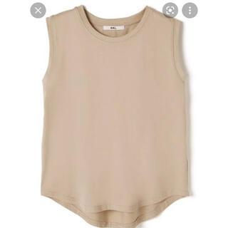 グレイル(GRL)のノースリーブTシャツ(タンクトップ)