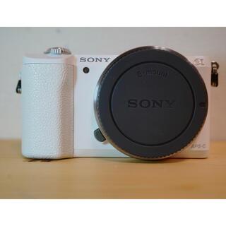 SONY - レンズ未使用 SONY ILCE−5100 SDカード付き