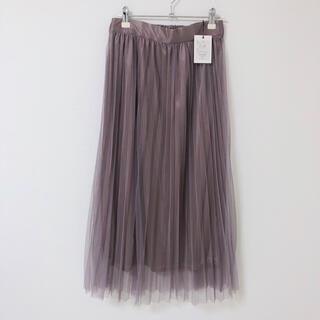 グレイル(GRL)の新品*GRL*チュールスカート(ひざ丈スカート)