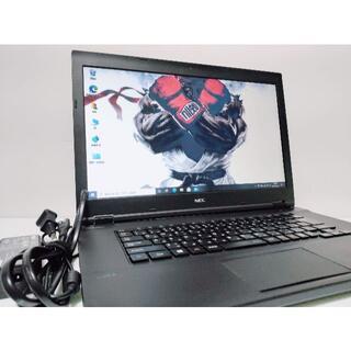 エヌイーシー(NEC)のNEC VersaPro VK23LX-R i3-6100U HD HDD(ノートPC)