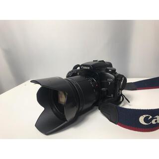 キヤノン(Canon)の名機 Canon EOS 7 キャノン フィルム一眼レフカメラ 簡易動作確認済み(フィルムカメラ)
