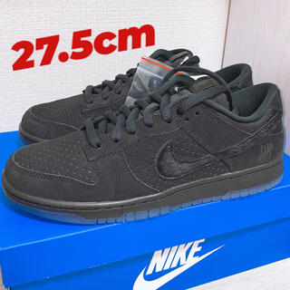 NIKE - UNDEFEATED NIKE DUNK LOW ダンク ロー ブラック
