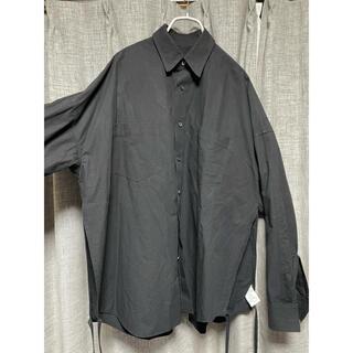 FACETASM - facetasm スリットオーバーサイズシャツ