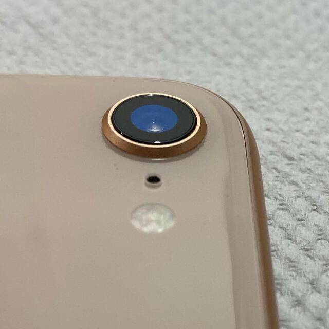 iPhone(アイフォーン)の値下げ!中古 iPhone8 ゴールド 64GB SIMフリー 箱有 スマホ/家電/カメラのスマートフォン/携帯電話(スマートフォン本体)の商品写真