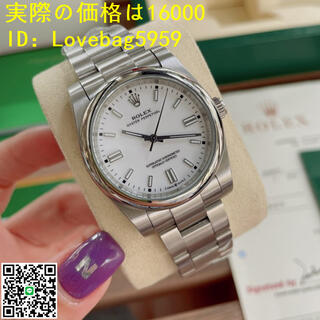 ロレックス(ROLEX)のロレックス ROLEX  レディース 腕時計  16000(腕時計)