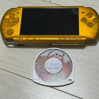 ソニー(SONY)のPSP3000 本体(携帯用ゲーム機本体)