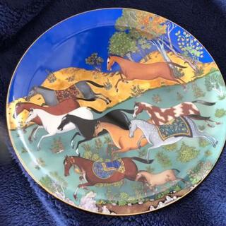 Hermes - エルメス HERMES シルバルドリアン 31センチ プレート 皿 美品