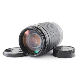 Nikon - Nikon AF Nikkor 70-300mm F/4-5.6 G 望遠レンズ