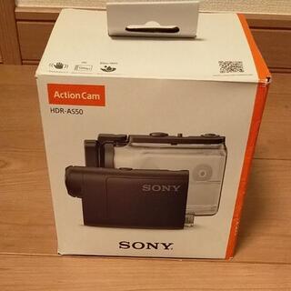 SONY - 1SONY アクションカム HDR-AS50 純正ヘルメットマウント付