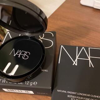 NARS - 【美品】NARS クッションファンデーション 5880 ケース付き