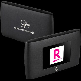 ZTE - Rakuten WiFi Pocket 2B ブラック
