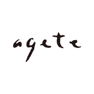 agete - レア 廃番 agete classic K18 ダイヤモンドリング 13号