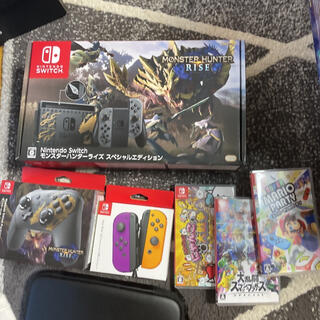 Nintendo Switch - 任天堂switch セット