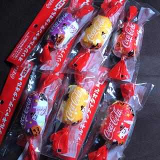コカコーラ(コカ・コーラ)のコカ・コーラ オリジナルキャンディタオル 3種類 コンプリート(タオル/バス用品)