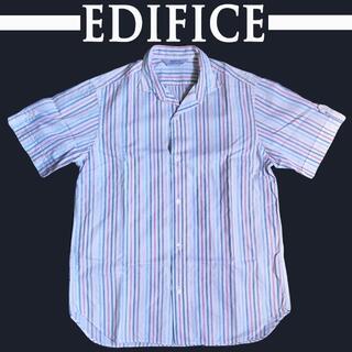 EDIFICE - [EDIFICE] 半袖シャツ [エディフィス]