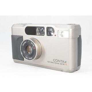 キョウセラ(京セラ)の★新品級★ CONTAX コンタックス T2(フィルムカメラ)