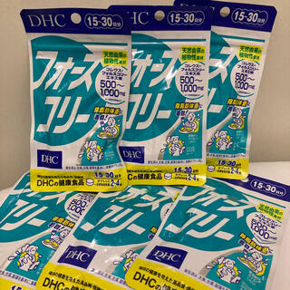 DHC - DHC フォースコリー 15〜30日分×6袋 ダイエットサプリ