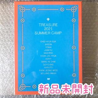 TREASURE summer camp DVD ジュンギュ アサヒ ハルト