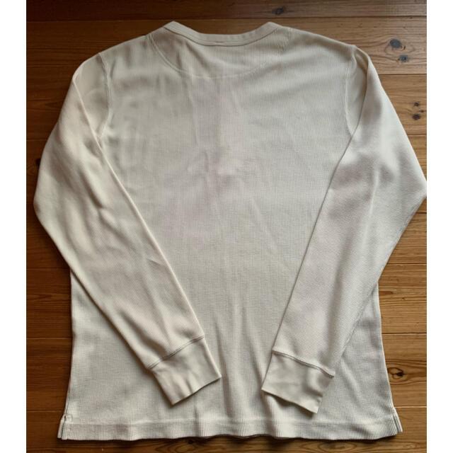 UNIQLO(ユニクロ)のユニクロ ヘンリーネックTシャツ メンズのトップス(Tシャツ/カットソー(七分/長袖))の商品写真