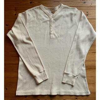 UNIQLO - ユニクロ ヘンリーネックTシャツ
