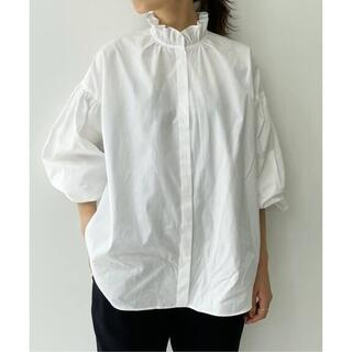 L'Appartement DEUXIEME CLASSE - アパルトモン★Stand Frill Blouse