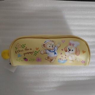 ダッフィー(ダッフィー)のディズニー クッキーペンケース 新品(ペンケース/筆箱)