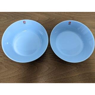 イッタラ(iittala)のイッタラ ティーマ ティーミ プレート 15cm 2枚 ライトブルー      (食器)