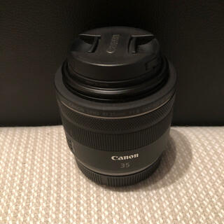 Canon - Canon RF35F1.8 マクロ IS STM